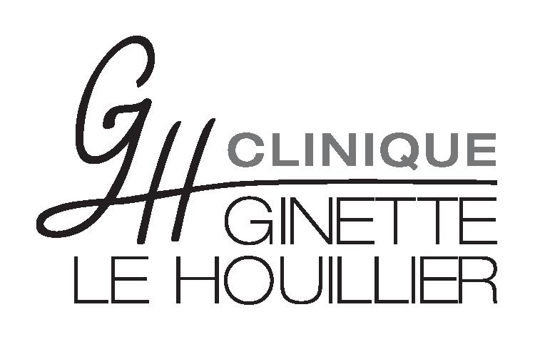 Logo Clinique et Boutique Ginette Le Houillier