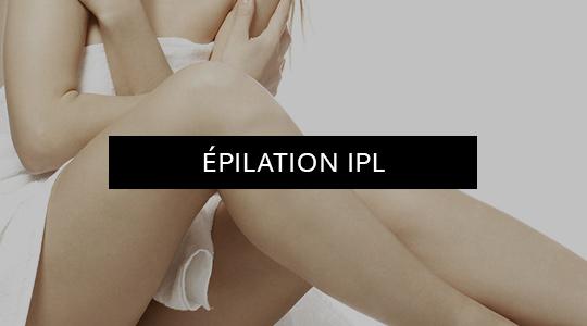 Épilation IPL